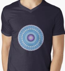 Kaleidoscope  Mens V-Neck T-Shirt