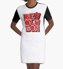 Carl Cox Merchandise Graphic T-Shirt Dress