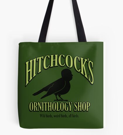 Ornithology Shop Tote Bag