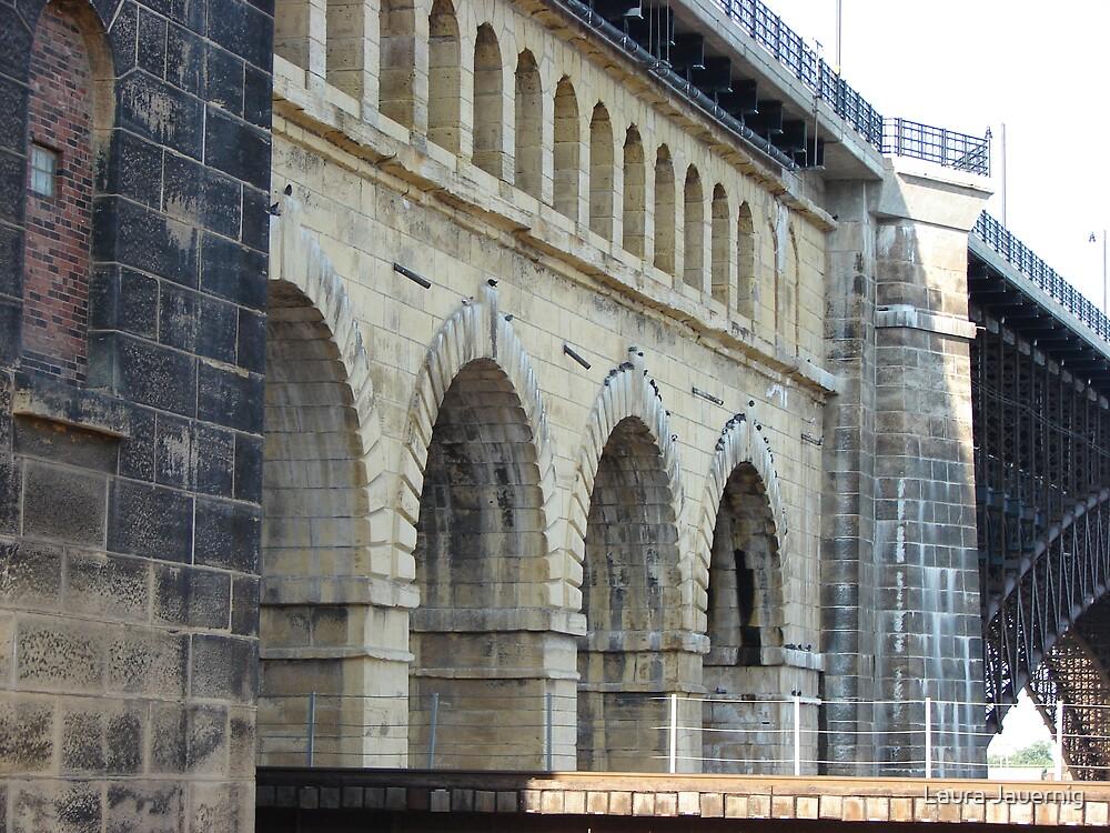 Historic bridge by Laura Jauernig
