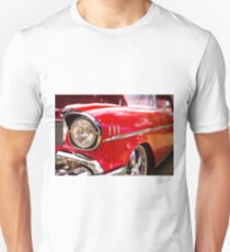 Chrome eyebrows - Belair Unisex T-Shirt