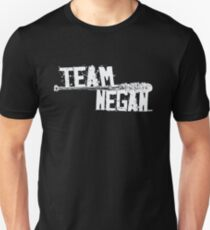 Team Negan - The Spike Bat Walking Zombie Dead  T-Shirt