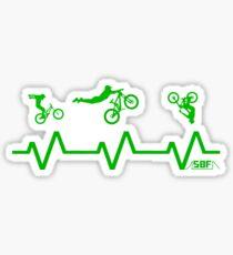 Heartbeat VTT Sticker