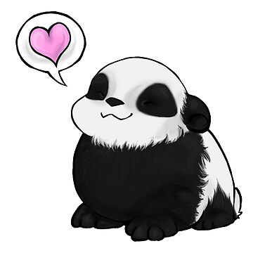 Panda Love by irmachan