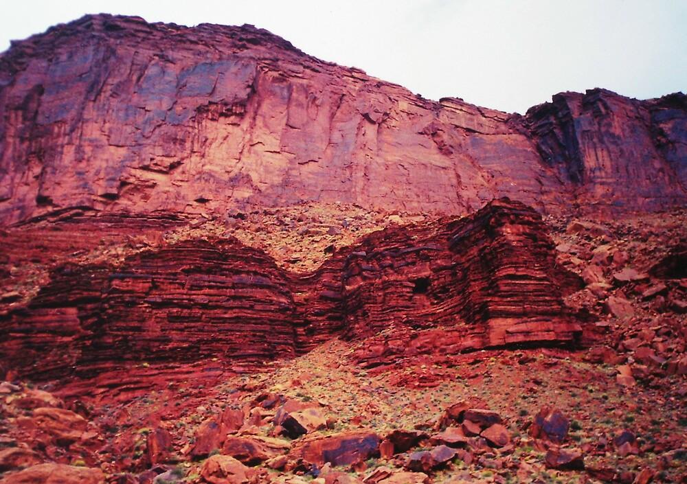Red Rock by kristal ingersoll