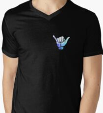 Shaka Men's V-Neck T-Shirt