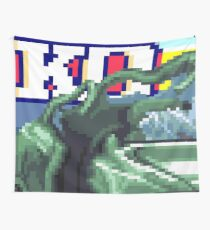 Panel beating Wall Tapestry