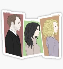 The Detectives and the Criminal Sticker