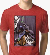 Berserk Eva 01 Tri-blend T-Shirt