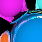 Neon Glass by Eric Nagel