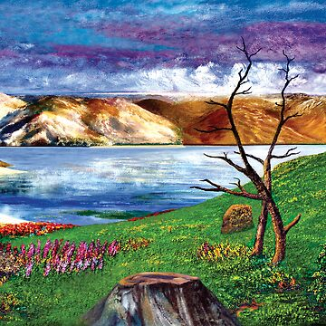 Loch Tay - Scotland by giovanniart