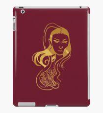 Gold Elf iPad Case/Skin