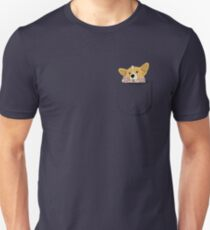 Pocket Corgi Pup T-Shirt