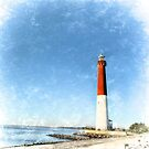 Barnegat Lighthouse Square Illustrated by Marianne Campolongo