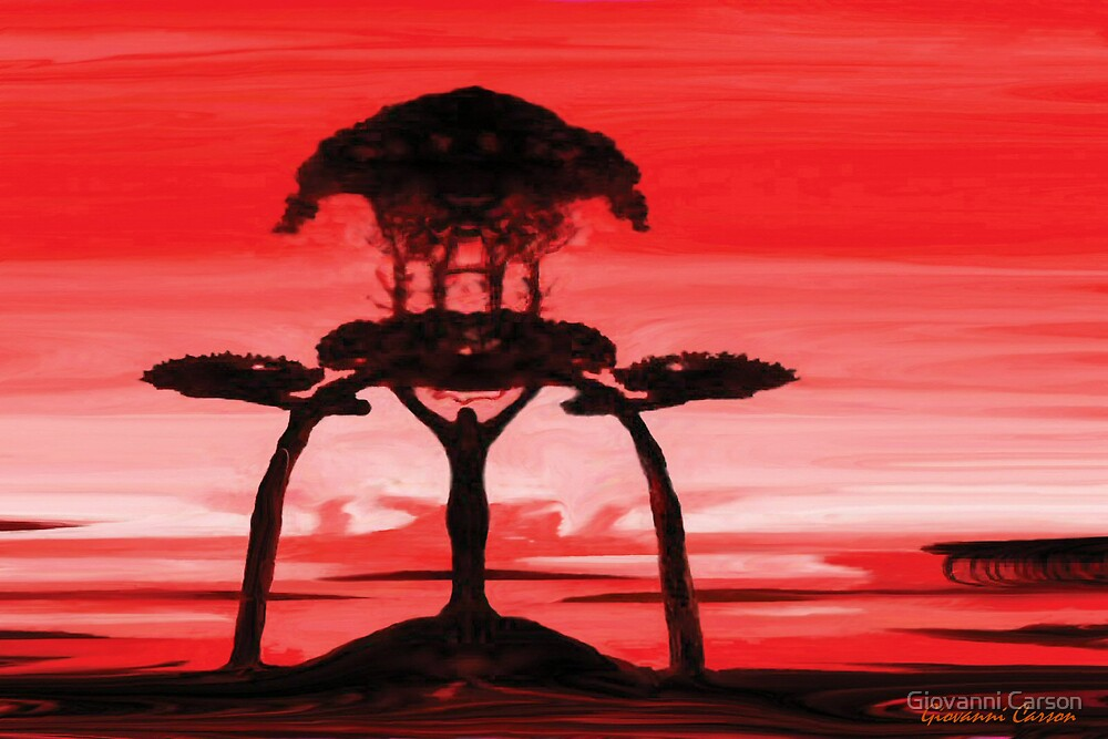 Tree of Life by Giovanni Carson