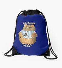 The Fixer Drawstring Bag