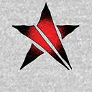 The Shattered Star (Red Alt 2) by MSteiner