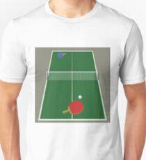 ping pong game Unisex T-Shirt