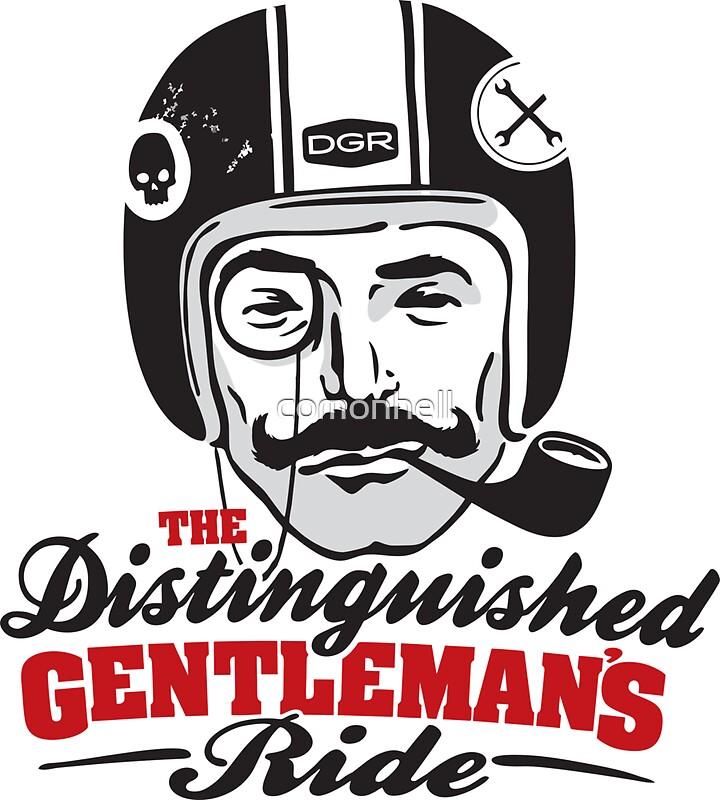Gentleman ride triumph by comonhell