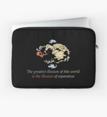 The Greatest Illusions of this World - Avatar The Last Airbender Laptop Sleeve