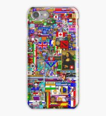 Place from /r/place iPhone Case/Skin