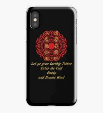 Let Go Your Earthly Tether - The Legend of Korra iPhone Case/Skin