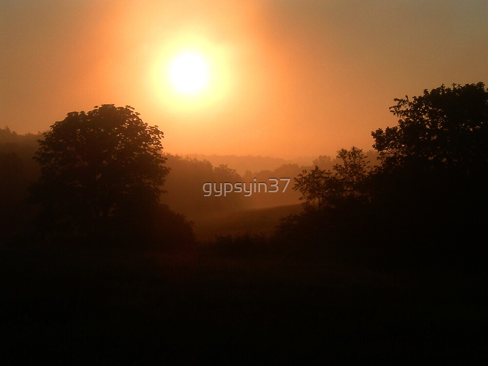 Morning Glow by gypsyin37