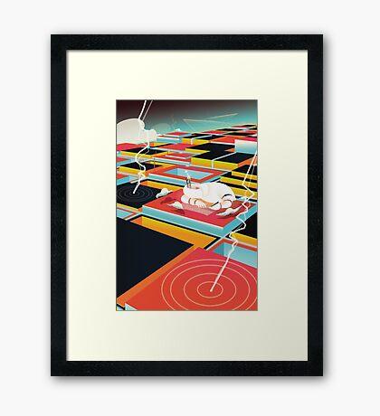 Dreamworld - Landscape Framed Print