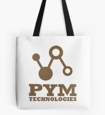 Pym Technologies - Gold Tote Bag