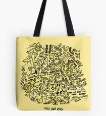 Mac DeMarco 'This Old Dog' Album Tote Bag