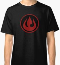Fire Nation (Black) Classic T-Shirt