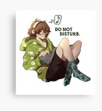 Do not disturb. Metal Print