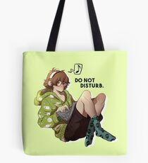 Do not disturb. Tote Bag