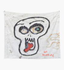 Not Banksy Wall Tapestry