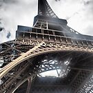 Eiffel Tower .. My perspective  by giftedmum