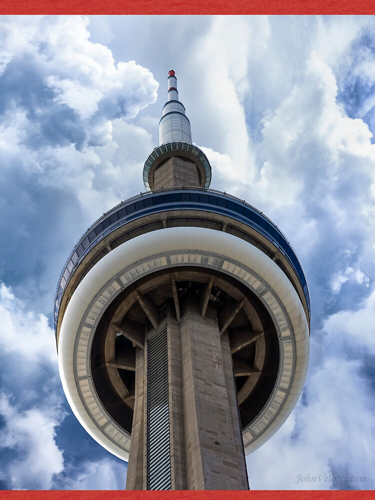 CN Tower 2 by baneling