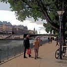 Paris Stroll  by giftedmum