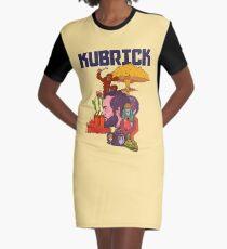 Der Geist von Kubrick T-Shirt Kleid