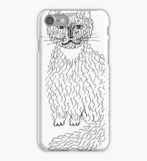 illustration  pet  kitten  cat  graphic  iPhone Case/Skin