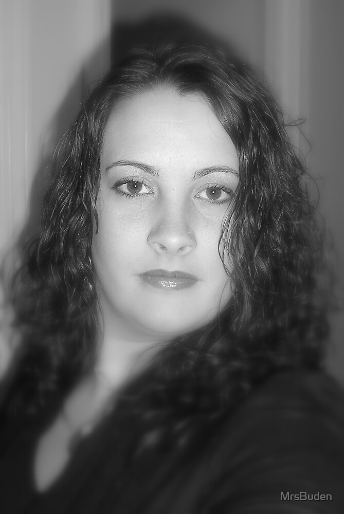 My face by MrsBuden