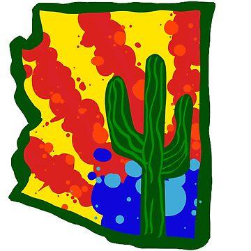 Arizona State by theforaner