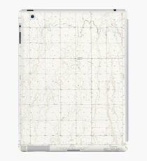 USGS TOPO Map Colorado CO Sunnydale 234659 1949 24000 iPad Case/Skin