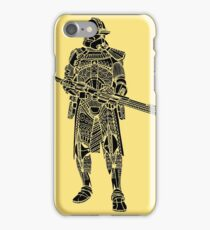 Samurai Trooper  iPhone Case/Skin