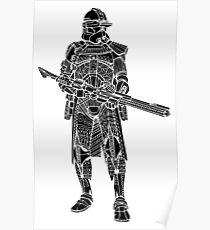 Samurai Trooper  Poster