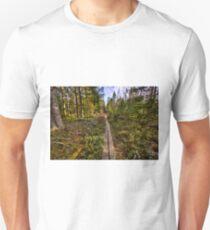 Keep your eyes on the goal Unisex T-Shirt