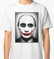 Putin Joker Classic T-Shirt
