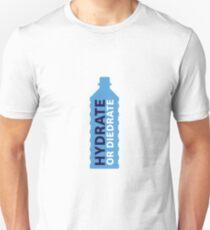 Hydrate or Diedrate III Unisex T-Shirt