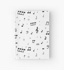 Music Hardcover Journal