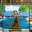 Rock Island by WhiteDove Studio kj gordon