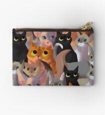 Lotsa cats Studio Pouch
